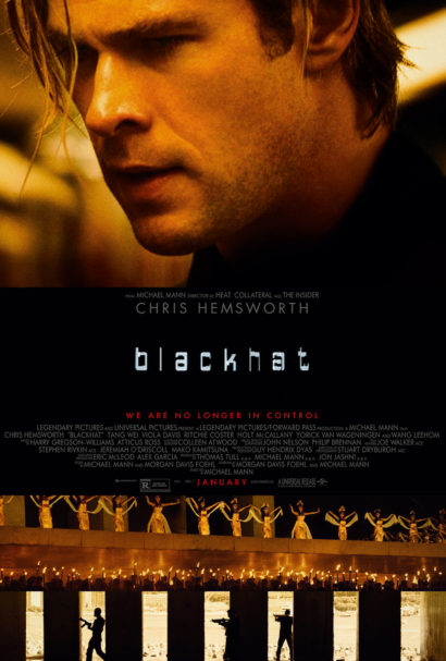 Blackhat – Official Trailer